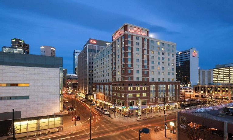 *** HILTON GARDEN INN DENVER DOWNTOWN, DENVER ***